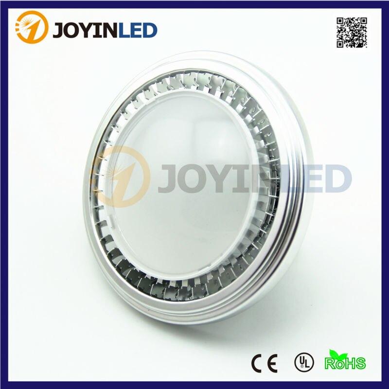 4 шт. Лидер продаж Светодиодный прожектор 12 Вт AR111 12 ~ 24vac/DC AC85-265V Алюминиевый ar111 epistar светодиодные лампы теплые холодный белый <font><b>G53</b></font> светодиодное &#8230;