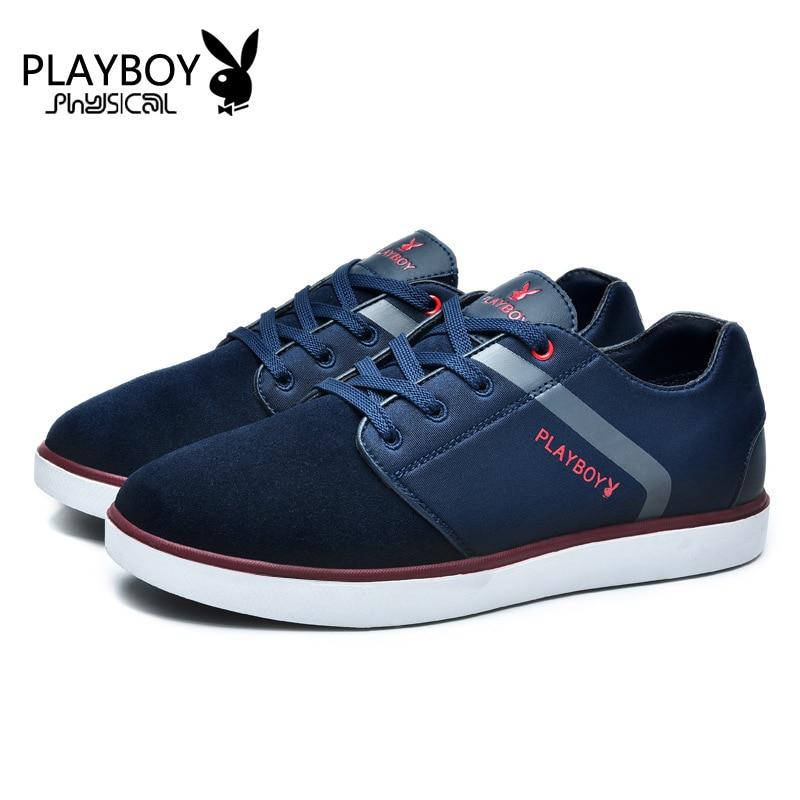 cinza Blue Zapatillas Sapatos Apartamentos Confortáveis Masculinos Playboy Deep Casuais Escuro Primavera Do Homens Da Esporte Dos Moda Baratos 7ZnUa