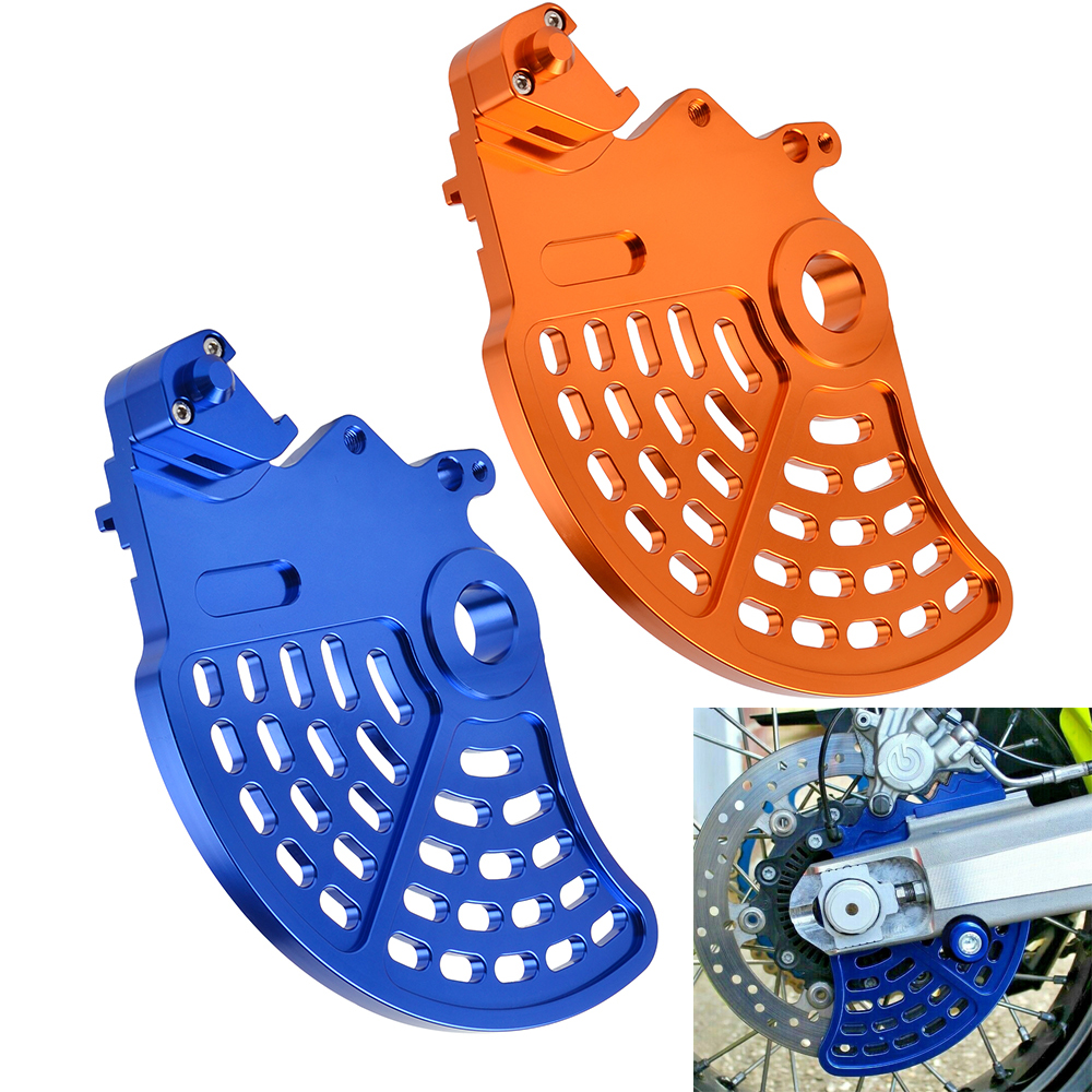 NICECNC Rear Brake Disc Rotor Guard Protector Cover For KTM 690 Duke Enduro SMC SMR Husqvarna