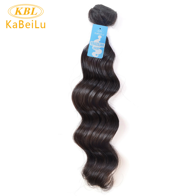 Kabeilu Brazilian Virgin Hair Loose Wave 10 40 100 Human Hair