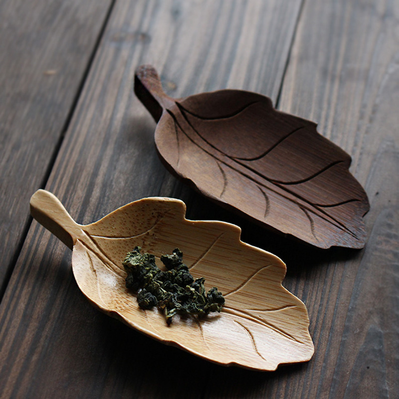 Bamboo Tea Scoops