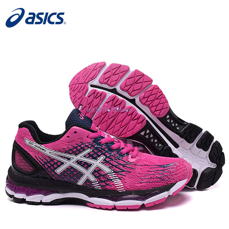 ASICS GEL-KAYANO 17 Women Professional Shoes Stability Outdoor Running Shoes ASICS Sports Shoes Sneakers Outdoor Athletic ShoesASICS GEL-KAYANO 17 Women Professional Shoes Stability Outdoor Running Shoes ASICS Sports Shoes Sneakers Outdoor Athletic Shoes
