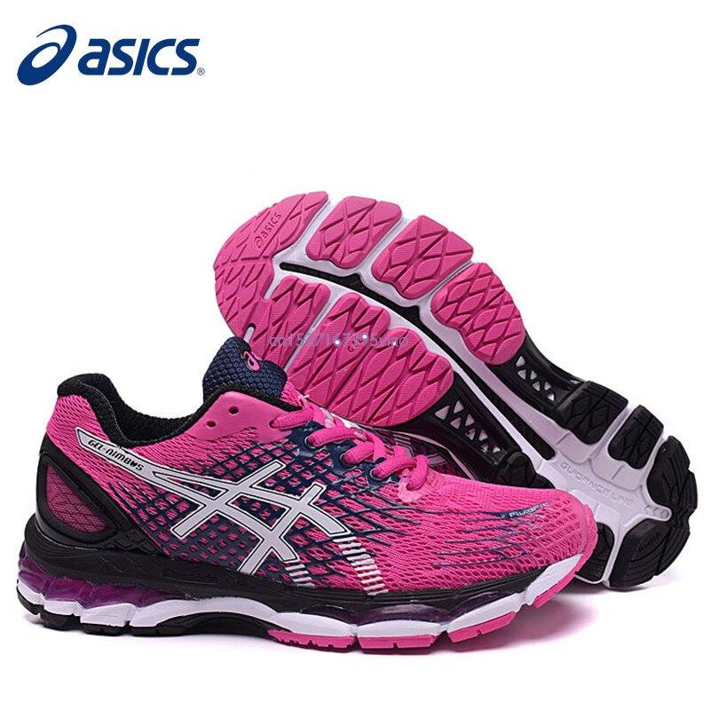 ASICS GEL-KAYANO 17 femmes chaussures professionnelles stabilité chaussures de course en plein air ASICS chaussures de sport baskets chaussures de sport en plein air