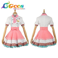 Sunshine CGCOS Darmowa Wysyłka COS Cosplay Costume Miłość Na Żywo!! Ruby Kurosawa chef Uniform Nowy w Magazynie Halloween Boże Narodzenie