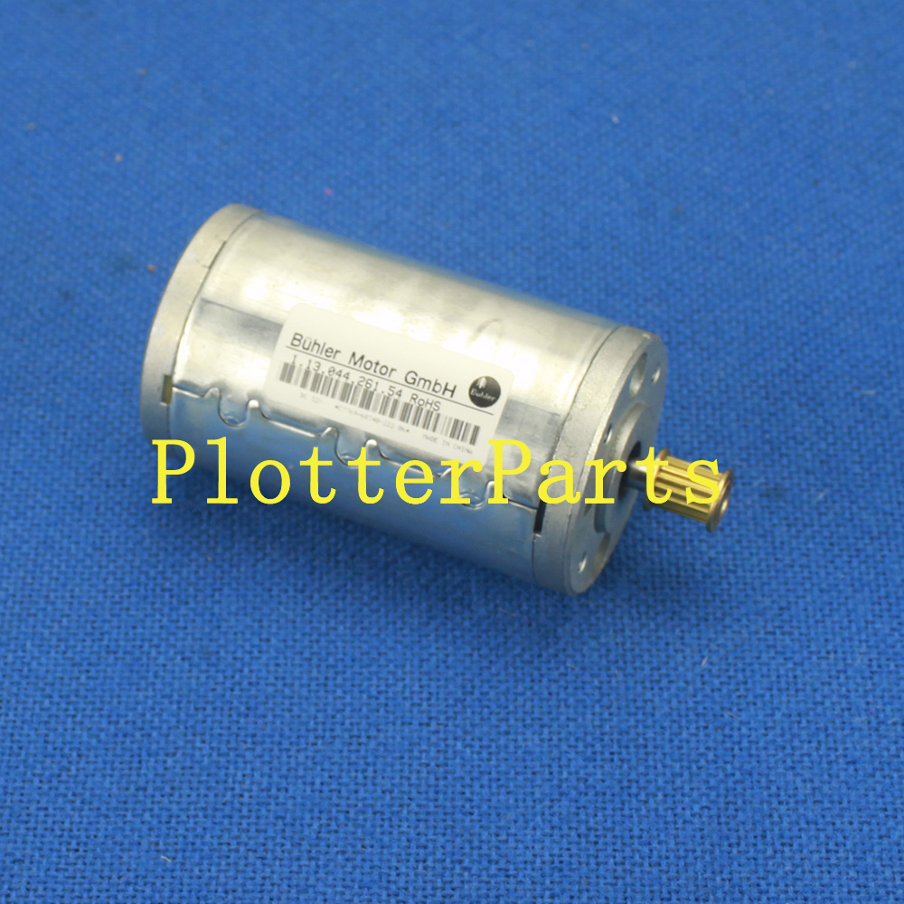 цена на Q5669-60674 Carriage (scan-axis) motor assembly HP Designjet T610 T620 T1100 T1120 Z2100 Z3100 Z3200 Original used