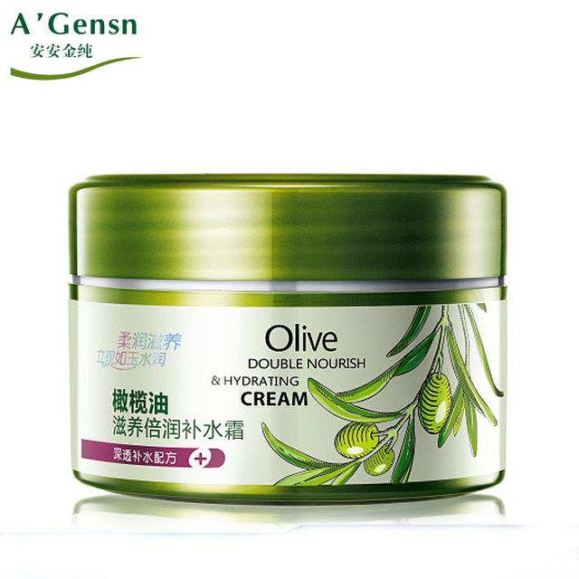 Face Care Olive Essence Extract Whitening Hydrating Moisturizing Lotion Cream 50g Beauty Health For Sensitive Skin Care