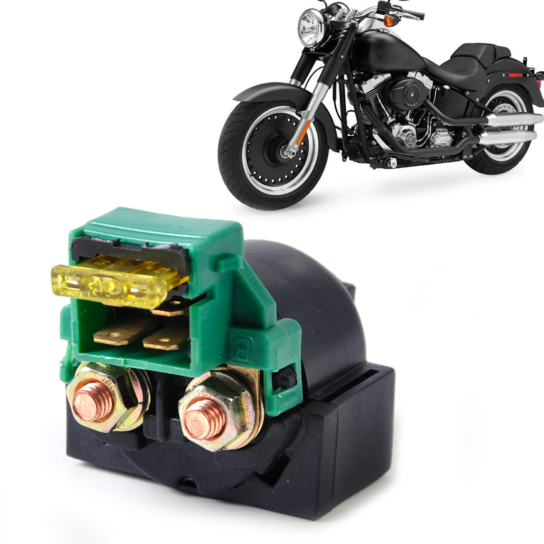 Dwcx Motorcycle Starter Relay Solenoid Ignition For Kawasaki 1988 Toyota Pickup Zx60ninja 60r 1989 1991991 1992 1993 1994 1997 In Motorbike Ingition From