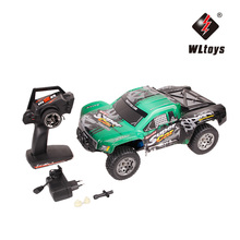 WLtoys 12403 RC Autos 1/12 4WD Fernbedienung Drift Offroad Rar High Speed ​​Bigfoot Auto Kurze LKW Radio Control Racing Cars