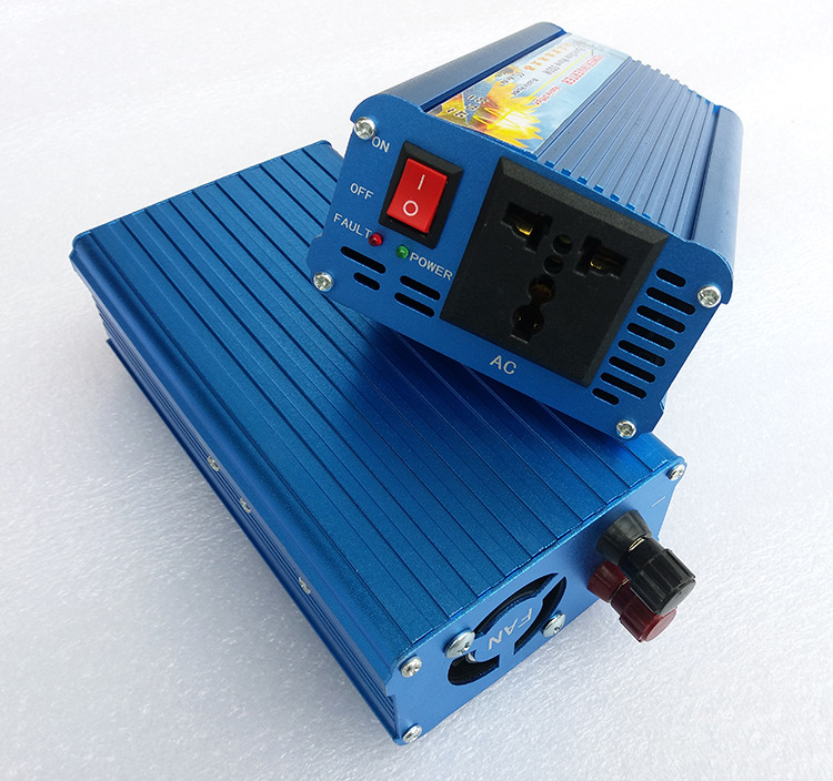 цена на 500W Pure Sine Wave Power Inverter DC12V/24V To AC220V Car Home Power Converter