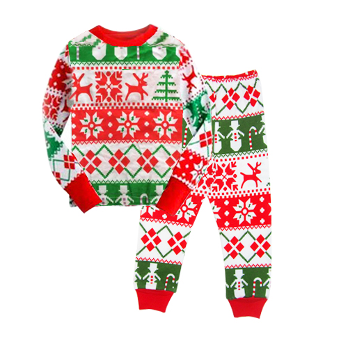 Online Get Cheap Boys Christmas Pajamas Size 6 -Aliexpress.com ...