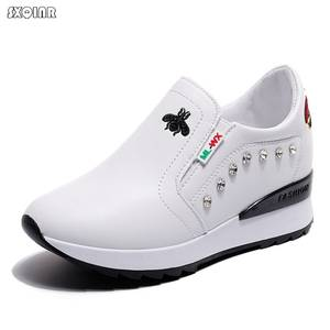 SXQINR 2018 White Shoes Female Women Sneakers c4a60770a6