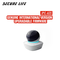 original with logo English IPC A35 3MP Wi Fi Network PT cctv Camera built in mic and speaker ip camera wireless