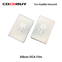 HUAWEI Hornor 9 Series 50pcs/bag OCA Film Optical Clear Adhesive Sticker for Huawei  250um
