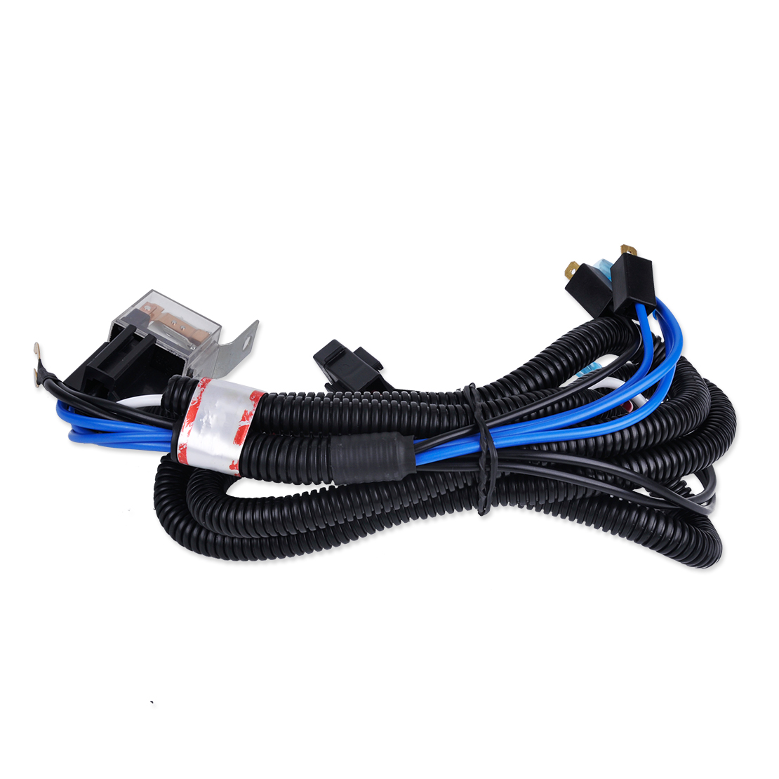 CITALL 12V Car Auto Truck Grille Mount Blast Tone Horn Wiring Harness Relay Kit citall 12v car auto truck grille mount blast tone horn wiring  at gsmportal.co