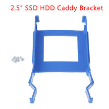 2.5'' SSD HDD caddy bracket for dell opx 3040 3046 3650 5040 5050 7040 MT X9FV3(China)