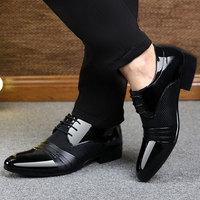 c55bd7ea5 2018 Casual Dress Men Shoes Solid Casual Hot Sale New Brand Fashion  Business Men S Shoes