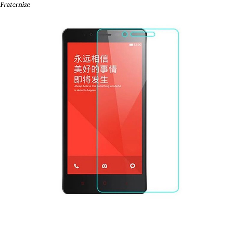 Tempered Glass For Xiaomi Redmi Note 4 4X Pro Screen Protector Film For Redmi No