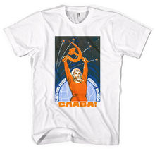 Pioneer Of Space Soviet Russian Communist Propaganda Unisex T-Shirt All Sizes New T Shirts Funny Tops Tee