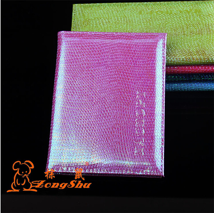 2015 Fashion Travel Passport Holder Mens Passport Cover ID Holder Snake Grain Wallets Cases