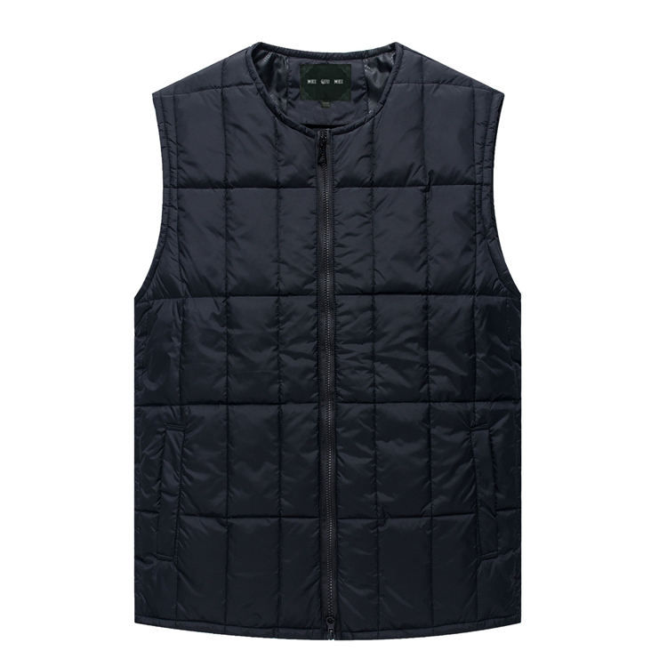 Color Green Black Male Down Vest Liner Anderwear Giant Large Obese Kaross Plus Size Xl- 6xl 7xl 8xl 9xl 10xl 11xl 12xl 13xl Easy To Repair