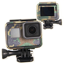 For Gopro Sprot Camera Accessories Of Protector Case Skin Hero 5 Action Cam Stickers