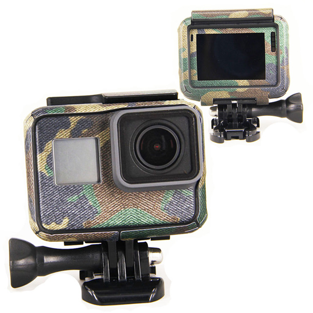 502e2a1125ec US $8.99  For Go Pro Hero5/6/7 Sprot Camera Accessories Of Protector Case  Skin For Gopro Hero 5 Hero 6 Hero 7 Action Camera Stickers-in Sports ...