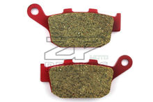 Motorcycle parts Brake Pads Fit HONDA CB500XA (ABS) 2013-2014 Rear OEM Red Ceramic Composite Free shipping