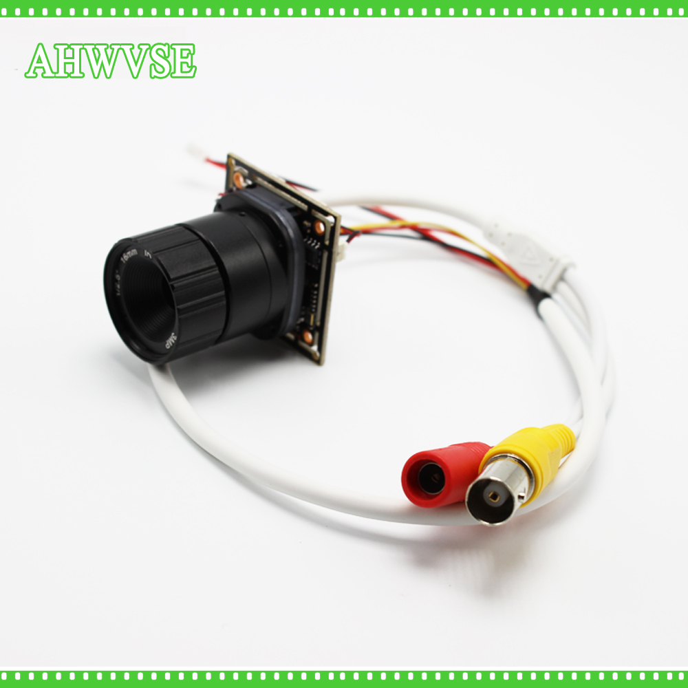 AHWVSE AHD 4MP 5MP IMX326 Camera Module with Bnc Port For AHD Camera 1080P