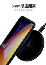 QI Wireless Charging Charger Module Pad for for google Nexus 4 5 6 fast wireless charger for iphone X 10 8 plus 7 6 5s charger стоимость