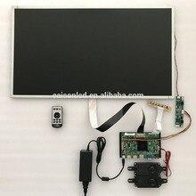 2 HDMI + VGA + DP + Áudio 4 K suporte placa controladora LCD 28 polegada painel lcd com 3840*2160