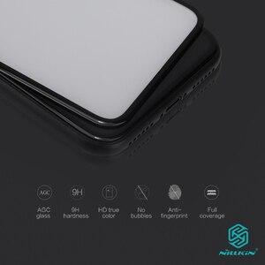 Image 1 - 아이폰 x 스크린 프로텍터 용 nillkin 3D CP + 9H 0.33mm iphone XS 용 얇은 강화 유리 곡선 5.8 하이 클리어
