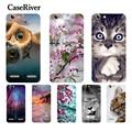 CaseRiver Soft Silicone Case Lenovo Vibe K5 / K5 Plus / A6020 Phone Protective Back Lenovo Vibe K5 Case TPU Capa Lenovo K5 Case