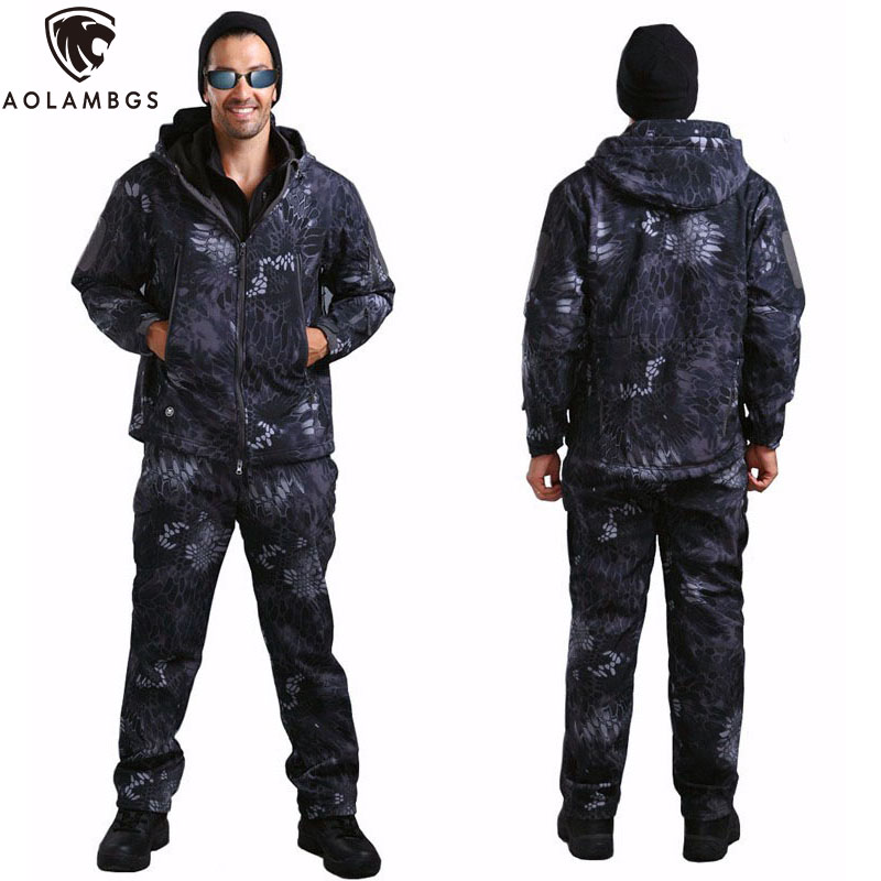 Tactical jacket coat men military uniform outfit camouflage suit outdoors army soft shell raincoat windbreaker sportsuits tactical gear soft shell camouflage outdoor jacket men army waterproof hunting clothes sport windbreaker military jacket coat