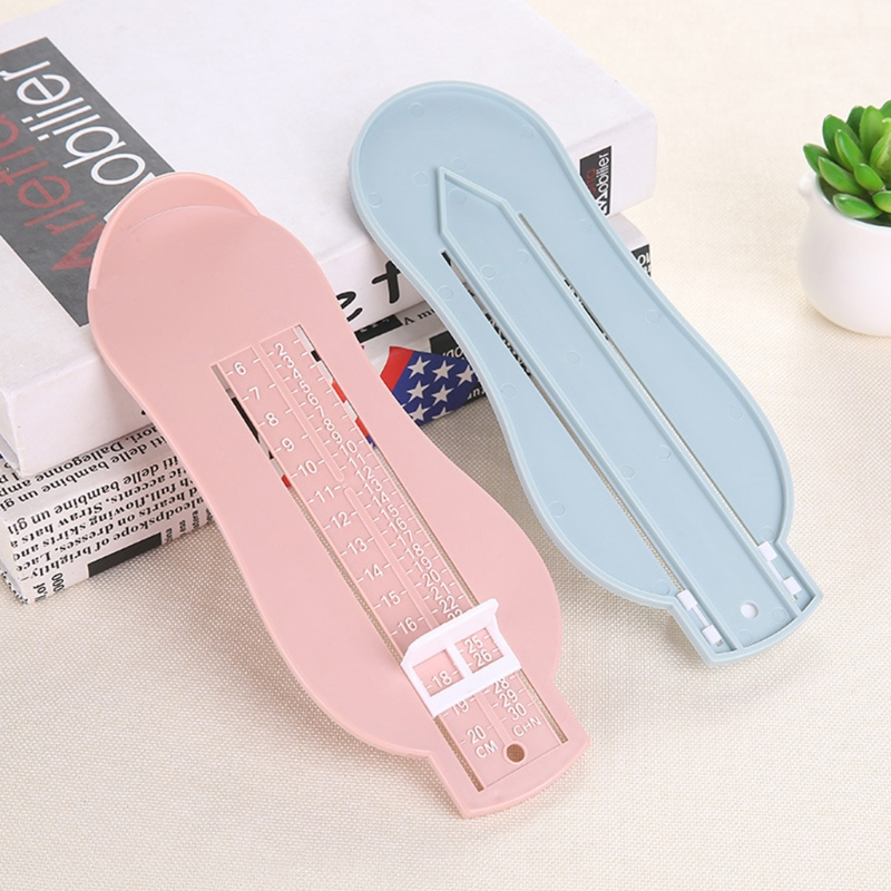 2018 Baby shoes kids Children Foot Shoe Size Measure Tool Infant Device Ruler Kit 6-20cm | Happy Baby Mama