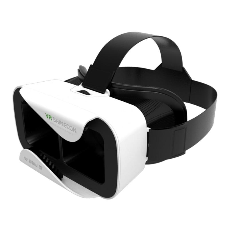 <font><b>VR</b></font> <font><b>Shinecon</b></font> III <font><b>3.0</b></font> Mini <font><b>Virtual</b></font> <font><b>Reality</b></font> 3D <font><b>Glasses</b></font> Google <font><b>VR</b></font> Helmet BOX Game Video Headset For iPhone 6s Plus 4.7-6 inch Phone