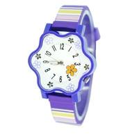 Willis Latest Styles Flower Design Women Wrist Quartz Watch Students Waterproof Watches Girl Clock Reloj