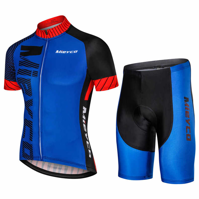 Breathable Cycling Jersey Summer Quick Mens Cycling Jersey Mens Cycling Top