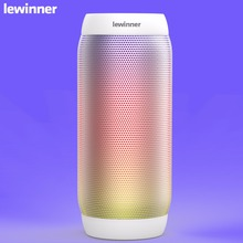 New lewinner BQ615 pro Portable Bluetooth Wireless Music Speaker TF card/USB Flash Drive FM radio Strong Bass Stereo with Mic