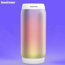 Lewinner BQ615 pro Tragbare Bluetooth Drahtlose Musik Lautsprecher tf-karte/USB-Stick FM radio Starke Bass Stereo mit Mic