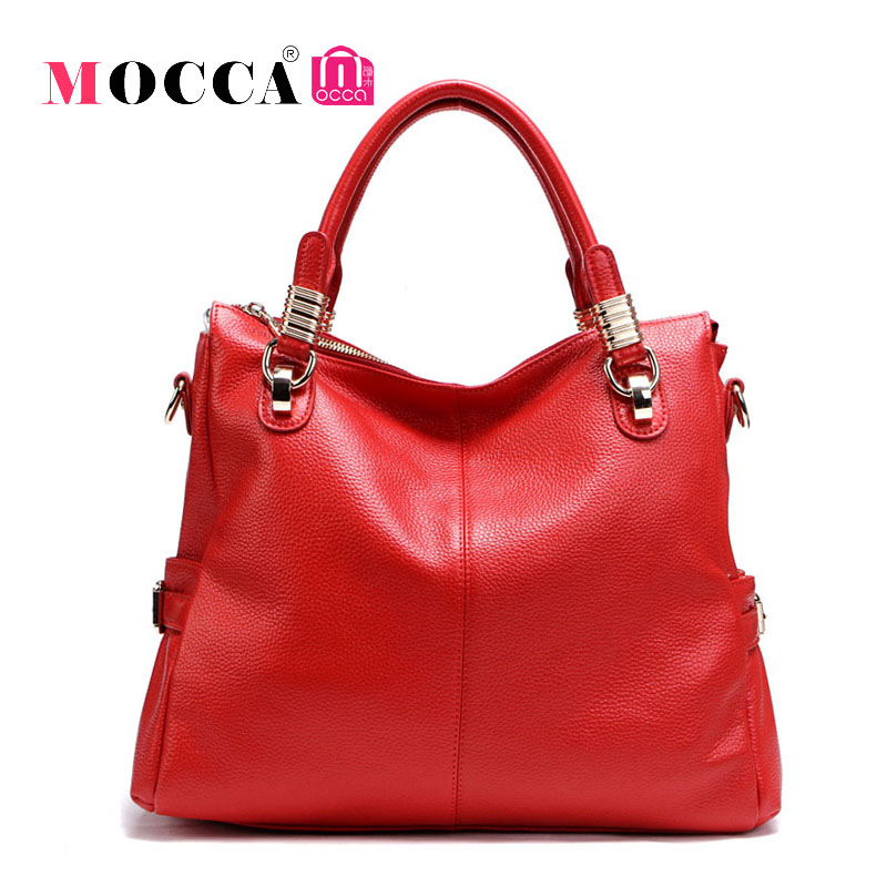 Genuine Leather Bags Handbags Women Famous Brands Ladies Shoulder Bags Designer Sac De Marque Messenger Bag For Women Tote Bag