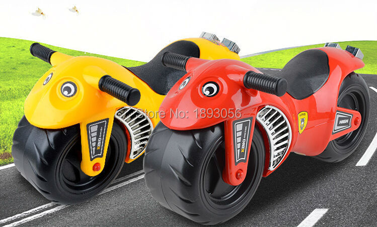 aliexpresscom buy red yellow sliding motorcycle kids ride on toys multifunctional ride toy baby toy car to ride children toys motorcycle souvenirs from