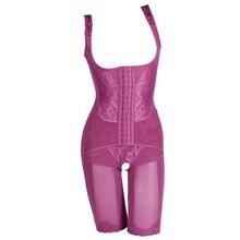 Donne sexy corsetto dello shaper di dimagramento magico Body e Tutine delle signore edificio biancheria intima dello shaper del corpo/gambe dimagrisce usura