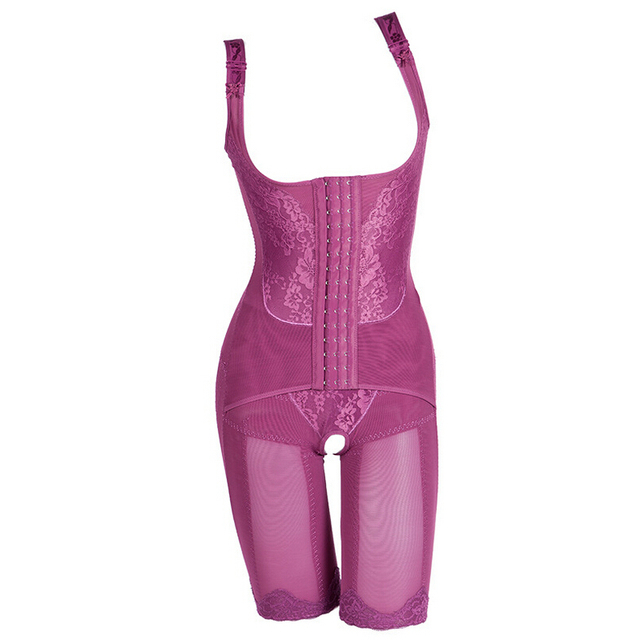 a101ab6560 Vrouwen sexy corset shaper magic afslanken Body building ondergoed dames  body shaper afslanken benen dragen