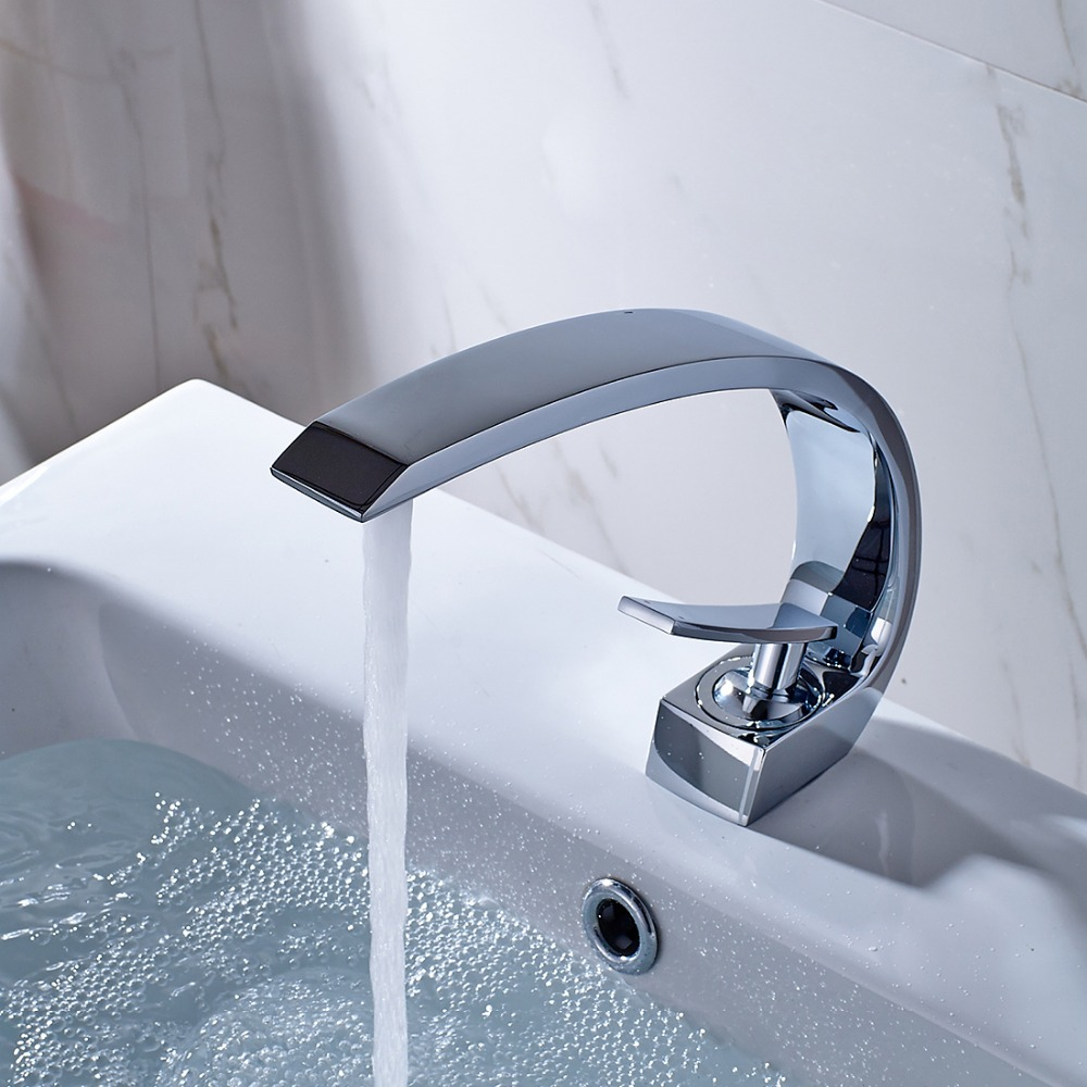 popular gooseneck bathroom faucet-buy cheap gooseneck bathroom
