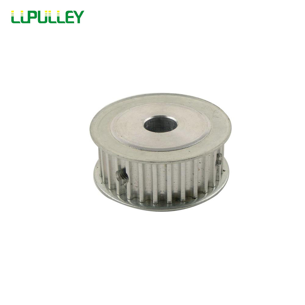 LUPULLEY 1PC 5M 30T HTD Timing Pulley 21mm Belt Width 6mm/6.35mm/8mm/10mm/12mm/12.7mm/14mm/15mm/16mm/17mm/20mm Bore 5mm Pitch цена