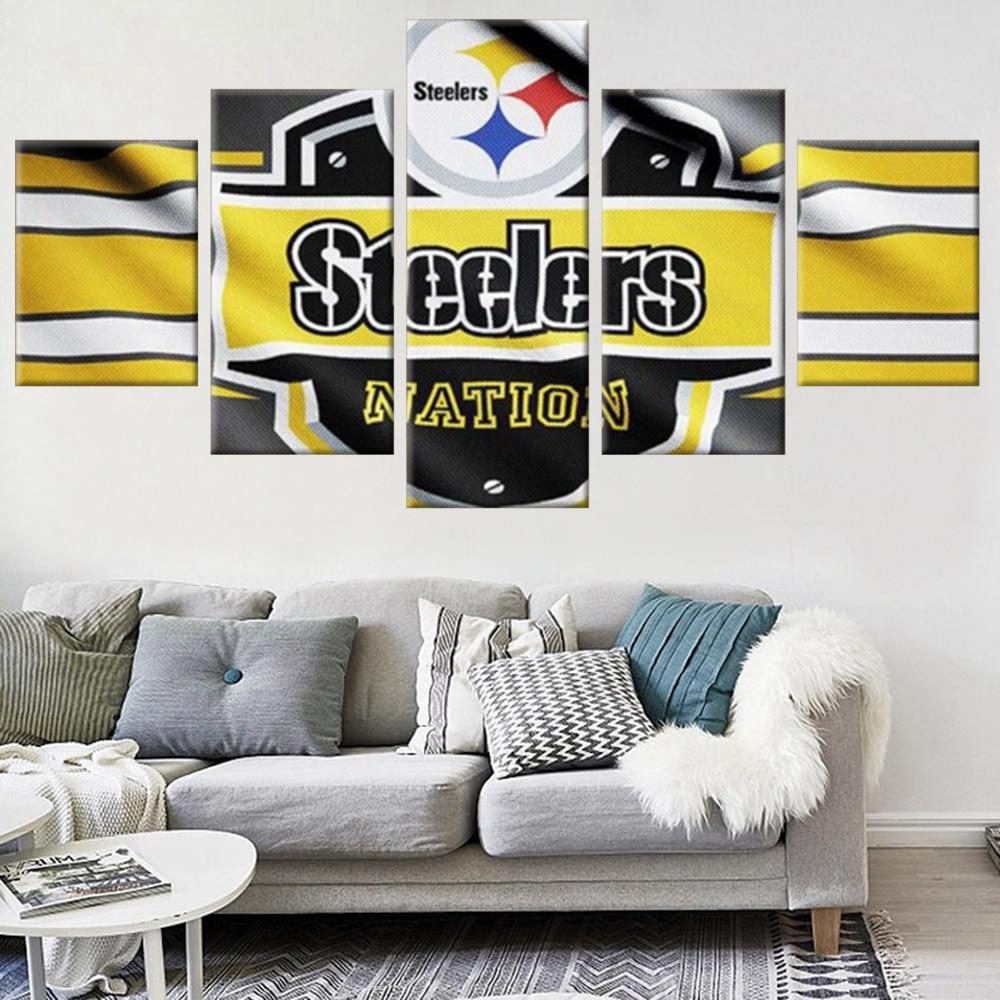 Encantador Acereros De Pittsburgh Cuadros Enmarcados Molde - Ideas ...