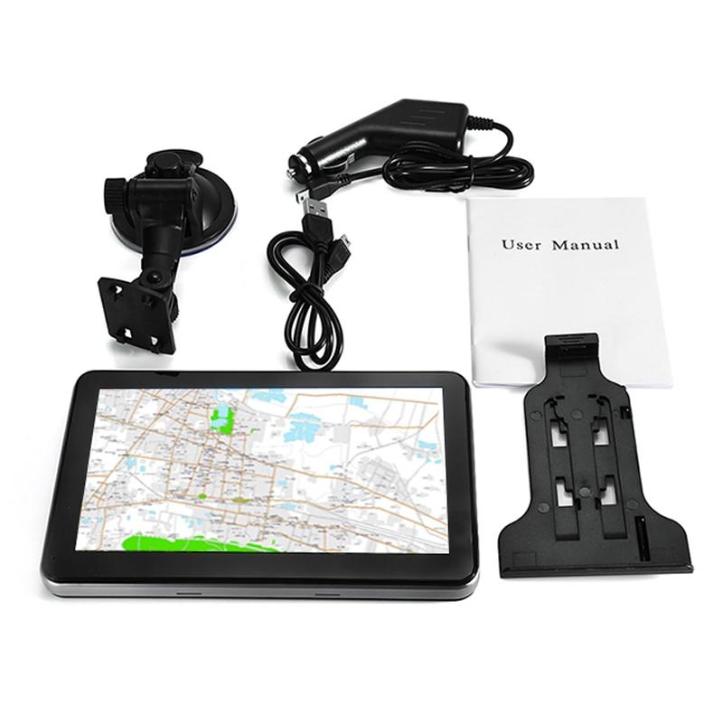 7 8GB font b Car b font Truck HGV LGV GPS Navigation Free Maps Europe North