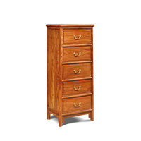 Mahogany furniture mahogany commode rosewood Chinese Carved Wood lockers bedroom chest of drawers cabinets