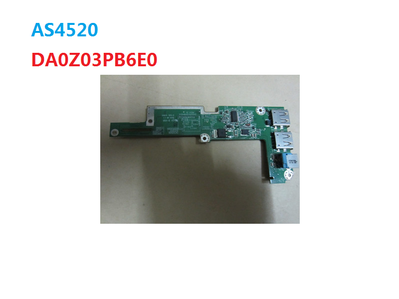 Laptop Power Interface Board For Acer AS4520 DA0Z03PB6E0/AS4720 4320 Z01 DA0Z01PB6F0 With The Power Button USB Interface/4820T