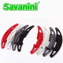 Savaini Brand New 2pcs High Quality Aluminum Steering Wheel Shift Paddle Shifter Extension For BMW M3M4M5M6